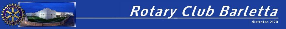 Rotary Club Distretto 2120 – Barletta